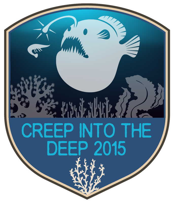 Creep into the Deep 2015