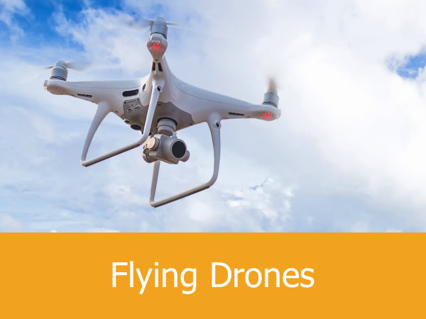 Flying Drones