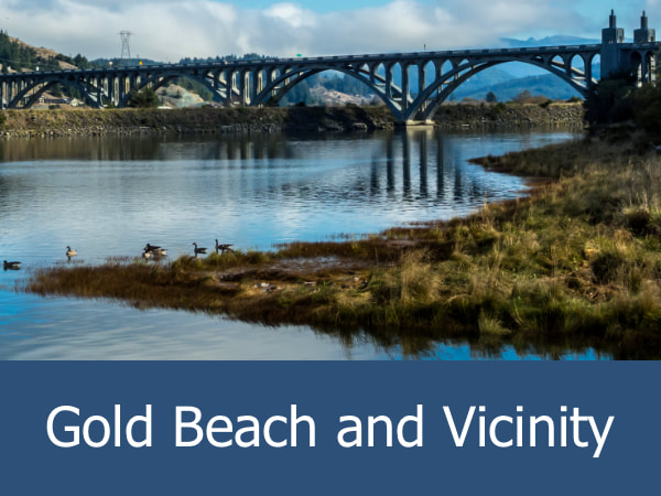 Gold Beach and Vicinity