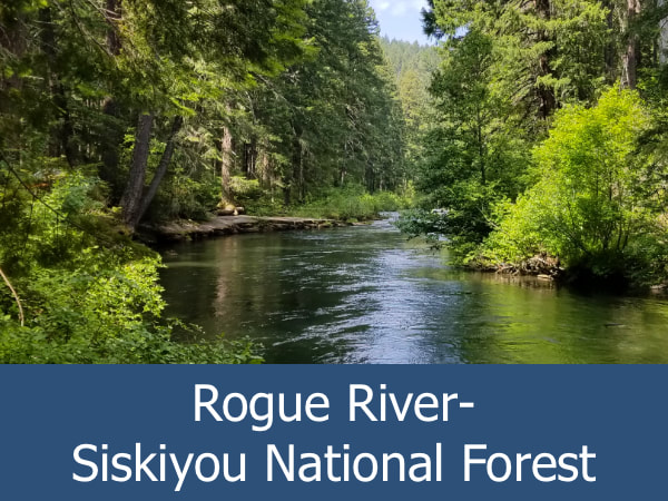 Rogue River Siskiyou National Forest