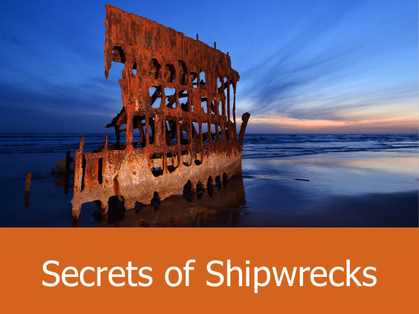 Secrets of Shipwrecks